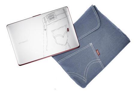 LG Xnote Mini X120 с дизайном от Levi's