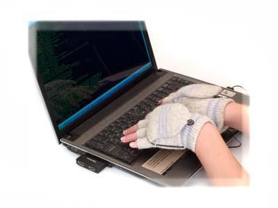 перчатки с подогревом usb