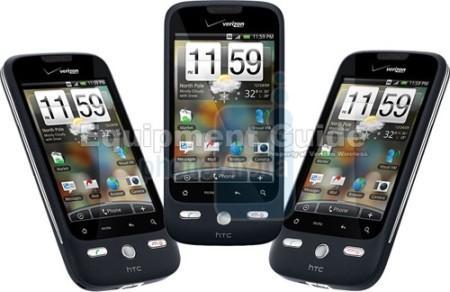 HTC готовит к официальному анонсу новый телефон на платформе Android