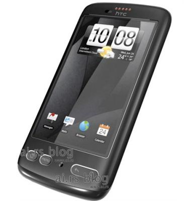 HTC Bravo android