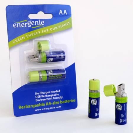 аккумуляторы с USB-портом для зарядки