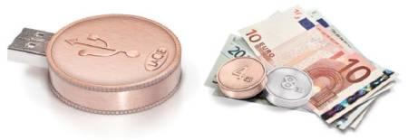 Флэшки монеты