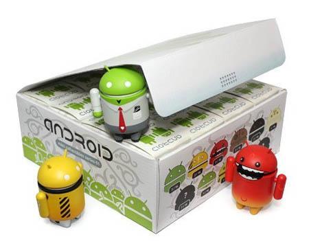 Google Android игрушки