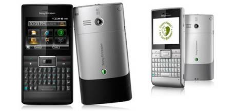 Sony Ericsson Aspen бизнес-телефон