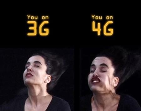 4g скорость