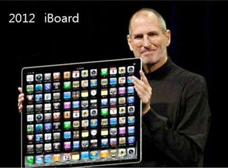 apple iboard