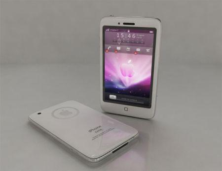 apple iphone 4g concept - 2