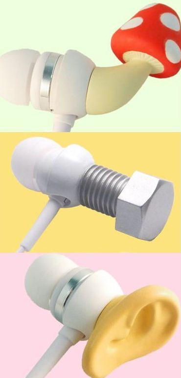 crazy earphone - 2