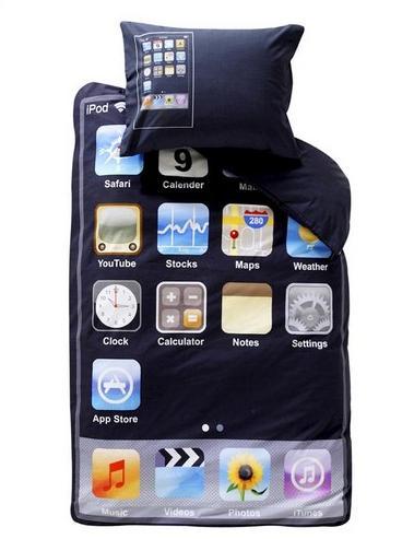 iPod постельное