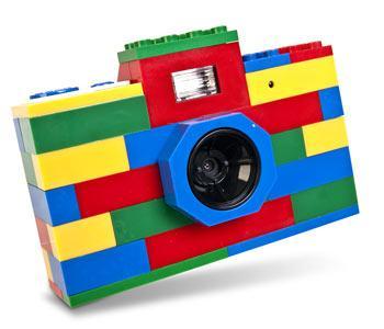 Lego цифровая камера