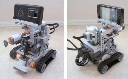 lego robot twitter