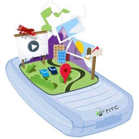 HTC Logo логотип
