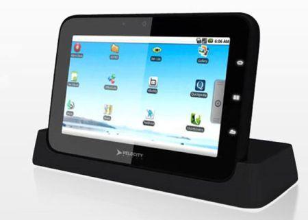 планшет Velocity Micro Cruz