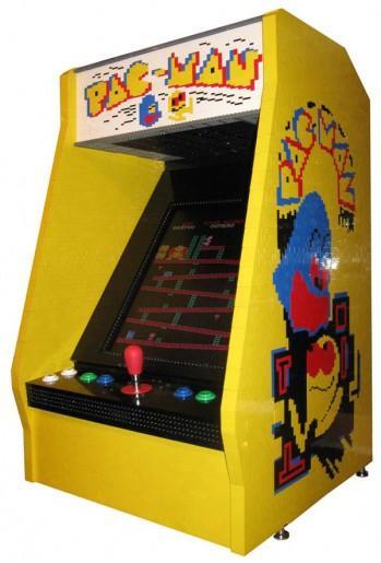 игровой автомат lego