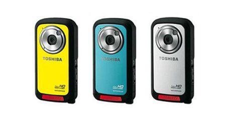 toshiba bw10 видеокамера