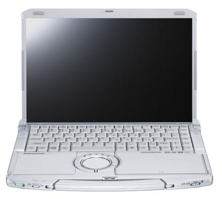 Panasonic Toughbook F9 ноутбук