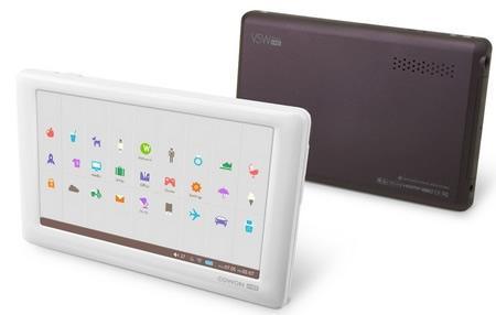 Cowon V5W WiFi плеер