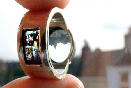 Кольцо-проектор Projector Ring