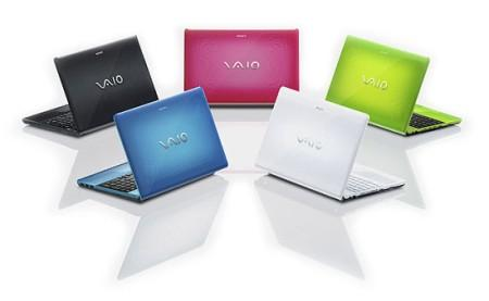 Sony VAIO E ноутбук