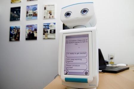 autom робот похудение