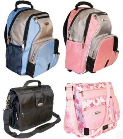iSafe Bag рюкзак с сигнализацией