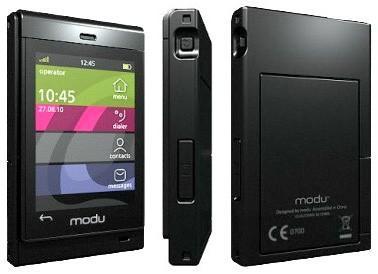 modu t самый легкий телефон