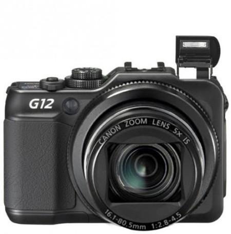 Canon PowerShot G12 фотокамера