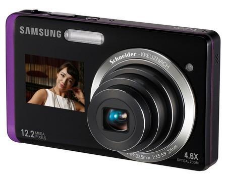 Samsung DualView TL225 фотокамера