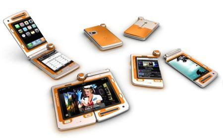 Sony Ericsson FH телефон планшет