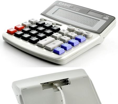 casio шпионский калькулятор