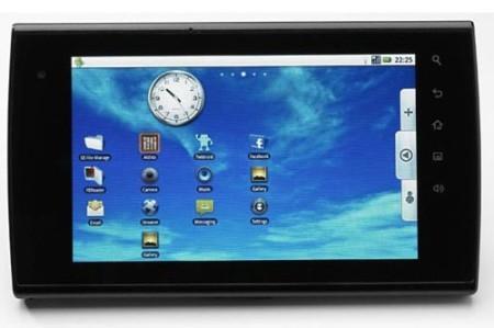 eLocity A7 планшет