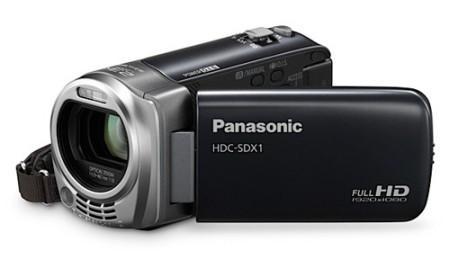 видеокамера panasonic sdx1
