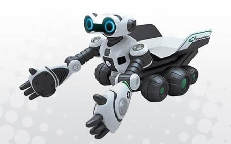 wowwee roboscooper робот