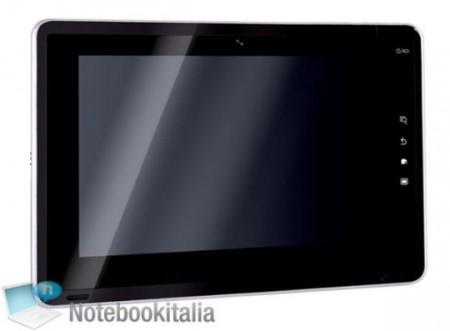 Toshiba SmartPad планшет
