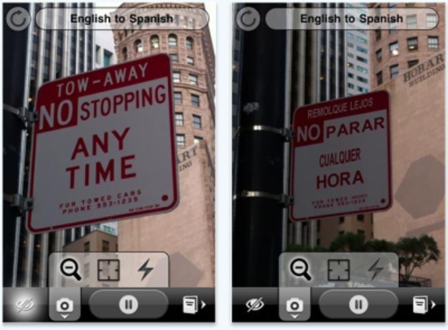 Iphone переводчик