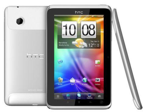HTC Flyer планшет