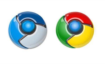 старые логотипы google chrome
