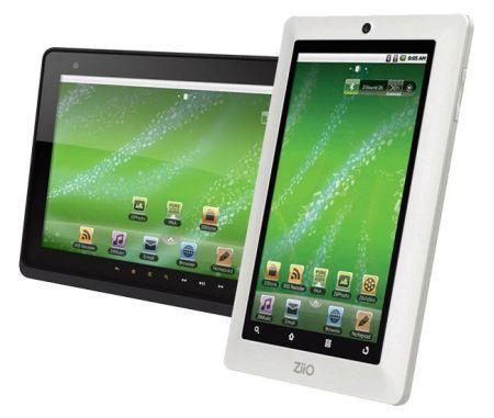 Creative ZiiO планшеты