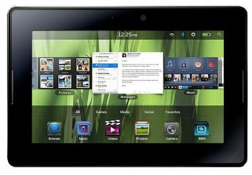 BlackBerry PlayBook планшет