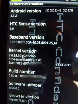 htc pyramid interface
