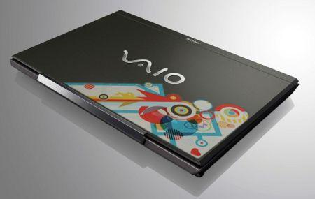 sony vaio chrome