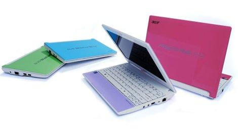 Acer Aspire One Happy фото