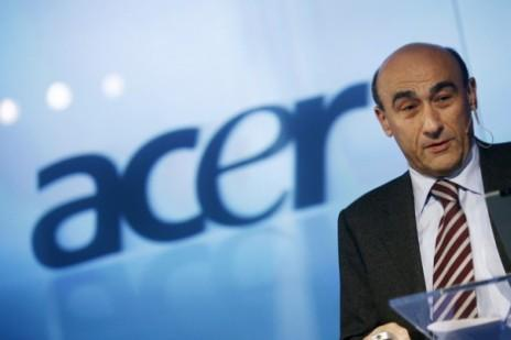 Gianfranco Lanci уходит из Acer