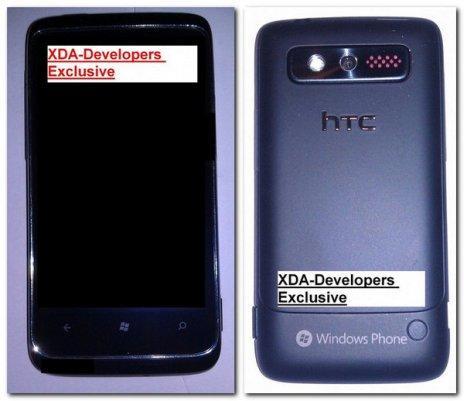 HTC Mazaa фото