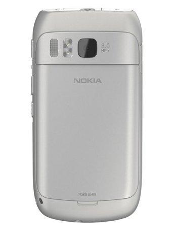 Nokia e6 белый