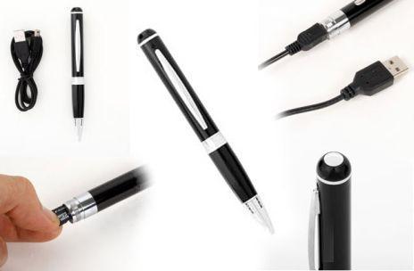 Шпионская ручка Thanko