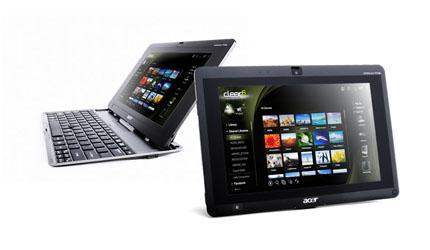 Acer Iconia Tab W500 фото