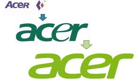 Логотипы Acer