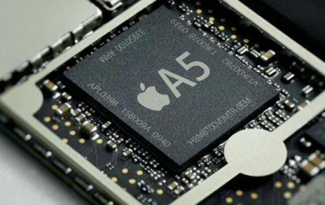 apple a5 процессор