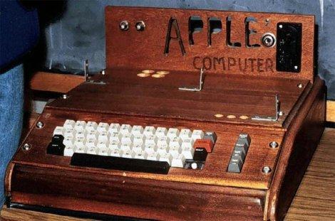 Apple I компьютер